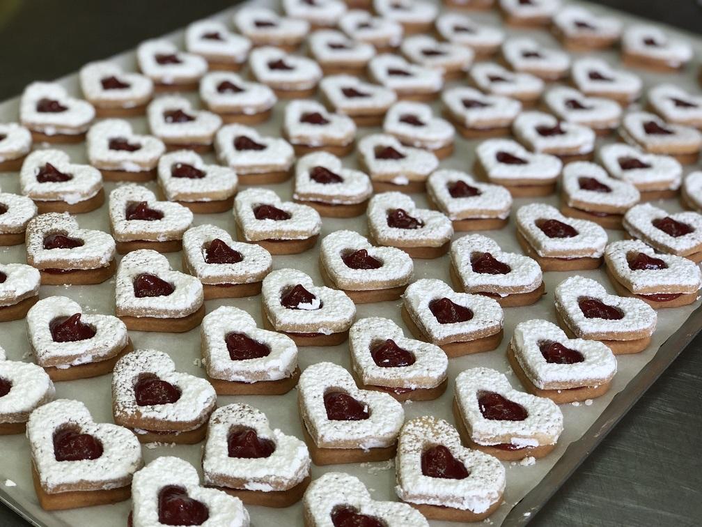 עוגיות ליום האהבה