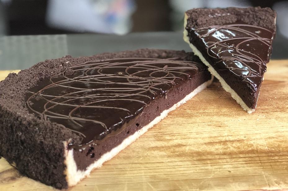 פאי שוקולד