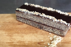 פרג שוקולד