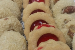 עוגיות ללא תוספת סוכר