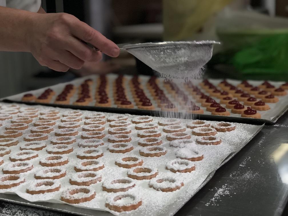 עוגיות סנדוויץ ריבה