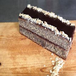 תמונה של עוגה בחושה
